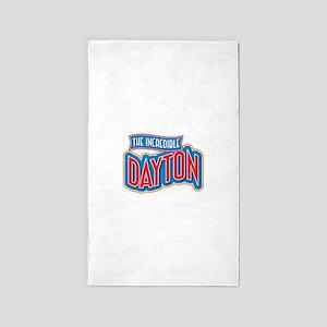 The Incredible Dayton 3'x5' Area Rug