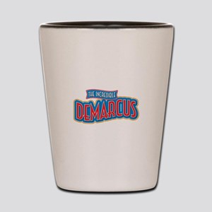 The Incredible Demarcus Shot Glass