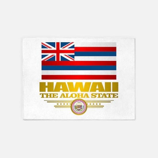 Hawaii Pride 5'x7'Area Rug
