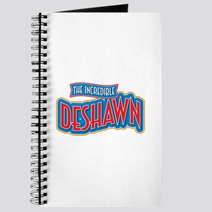 The Incredible Deshawn Journal