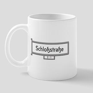 Schlosstrasse, Berlin - Germany Mug