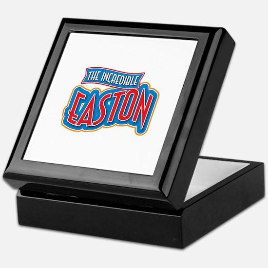 The Incredible Easton Keepsake Box