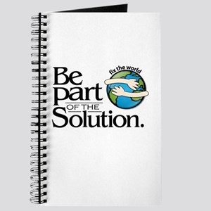 BE PART OF THE SOLUTION - Journal