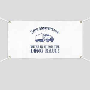 20th Anniversary Humor (Long Haul) Banner