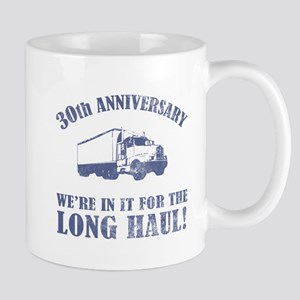 30th Anniversary Humor (Long Haul) Mug