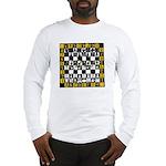 Chess War Board Long Sleeve T-Shirt