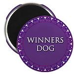Winners Dog Magnet