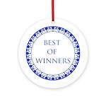 Best Of Winners Medallion