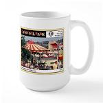 '65 World's Fair Carousel Park Large Mug