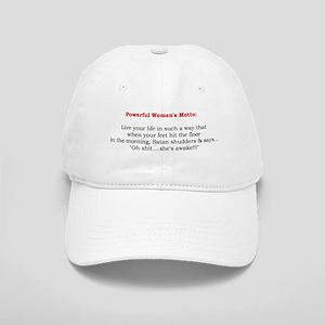 Powerful Women's Motto Cap