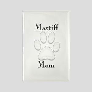 Mastiff Misc 4 Rectangle Magnet