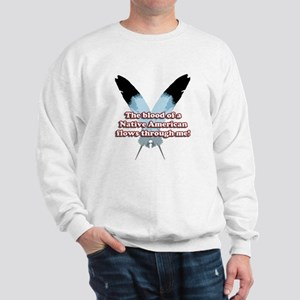 Native Blood Sweatshirt