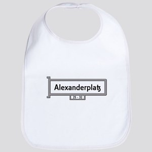 Alexanderplatz, Berlin - Germany Bib