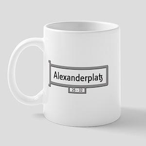 Alexanderplatz, Berlin - Germany Mug
