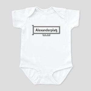 Alexanderplatz, Berlin - Germany Infant Bodysuit