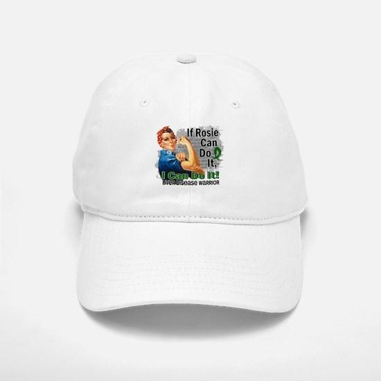If Rosie Can Do It Liver Disease Baseball Baseball Cap
