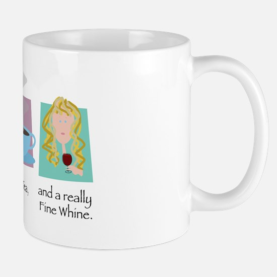 A Fine Whine Mug