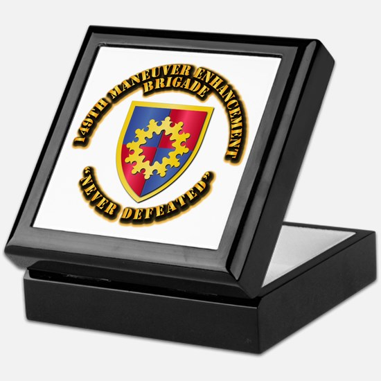 SSI - 149th Maneuver Enhancement Brigade Keepsake