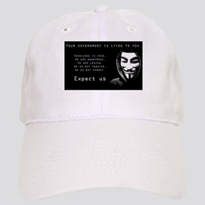 Your Government is Lying to You Baseball Cap