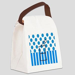 pharmacist duvet cover Canvas Lunch Bag