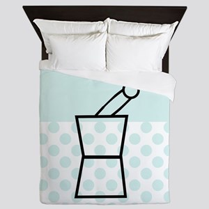 pharmacist duvet cover 2 Queen Duvet