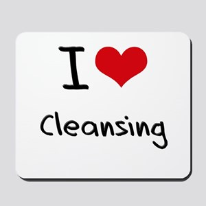 I love Cleansing Mousepad