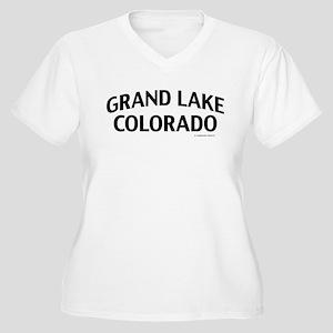 Grand Lake Colorado Plus Size T-Shirt
