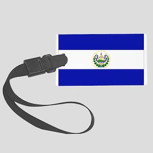 El Salvador Luggage Tag