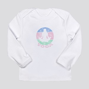YOGA Long Sleeve Infant T-Shirt