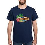 Captiva Island Navy T-Shirt