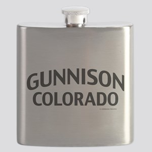 Gunnison Colorado Flask
