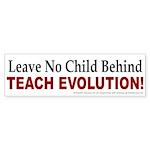Teach Evolutionary Biology - It Is Essential!