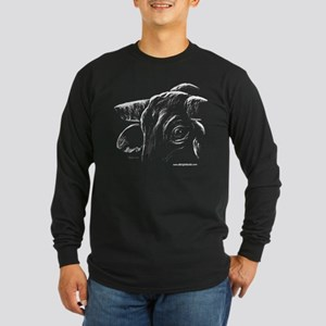 Bull Long Sleeve Dark T-Shirt
