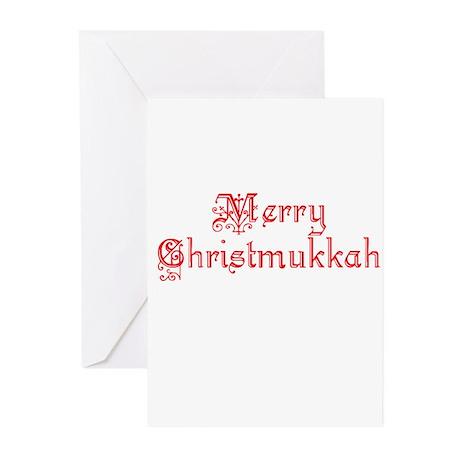Christmukkah Greeting Cards (Pk of 10)