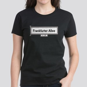 Franfurter Allee, Berlin - Ge Women's Dark T-Shirt