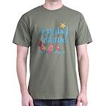 Sanibel Island - Military Green T-Shirt