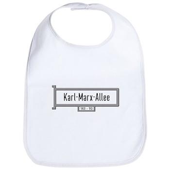 Karl-Marx-Allee, Berlin - Germany Bib