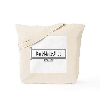 Karl-Marx-Allee, Berlin - Germany Tote Bag