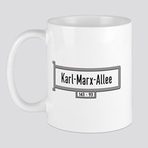 Karl-Marx-Allee, Berlin - Germany Mug