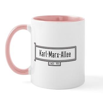 Karl-Marx-Allee, Berlin - Germany Mug