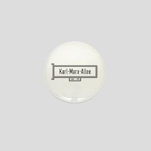 Karl-Marx-Allee, Berlin - G Mini Button (100 pack)