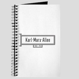 Karl-Marx-Allee, Berlin - Germany Journal