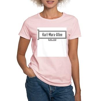 Karl-Marx-Allee, Berlin - Ge Women's Light T-Shirt
