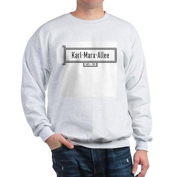 Karl-Marx-Allee, Berlin - Germany Sweatshirt