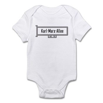 Karl-Marx-Allee, Berlin - Germany Infant Bodysuit