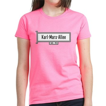 Karl-Marx-Allee, Berlin - Ger Women's Dark T-Shirt