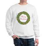 Christmas Wreath Sweatshirt