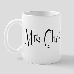 Mrs Chesney Mug