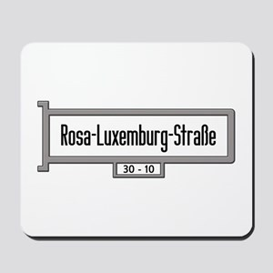 Rosa-Luxemburg-Strasse, Berlin Mousepad