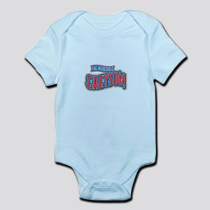 The Incredible Greyson Body Suit